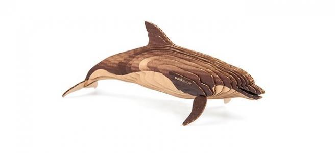 3D Дельфин 23 детали Panda Puzzle