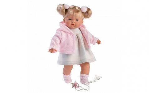 Кукла Айтана 33 см со звуком Llorens