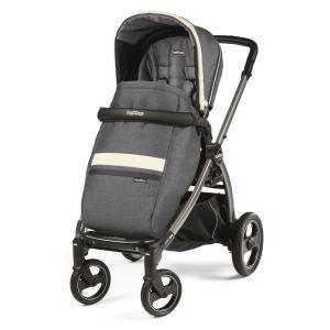 Прогулочная коляска  Book Plus S Pop Up с шасси Titania, цвет: luxe mirage Peg-Perego