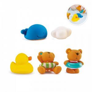 Игрушки для купания Тедди и его друзья Hape