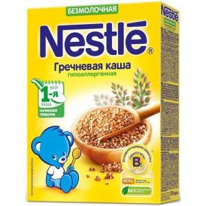 Каша  безмолочная гречневая Моя 1-ая Каша.Продолжаем прикорм с 4 месяцев 200 г Nestle