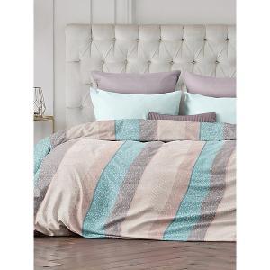 Комплект постельного белья  Avrora, 2-спальное Унисон. Цвет: разноцветный
