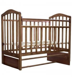Кровать  Алита 5, цвет: орех Антел