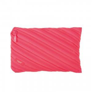 Пенал-сумочка NEON JUMBO POUCH, цвет розовый Zipit