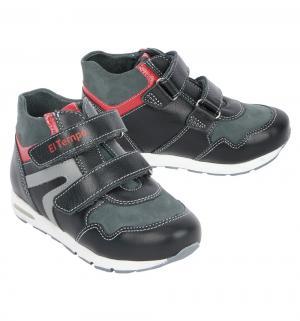 Ботинки , цвет: черный El Tempo