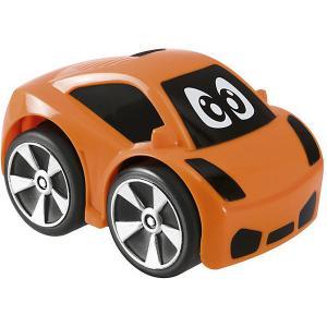 Машинка для малышей Chicco Turbo Touch Oliver. Цвет: оранжевый