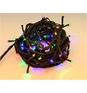 Украшение  Гирлянда электрическая цветная Новогодняя сказка