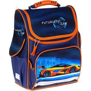 Ранец  Junior Futuristic car ArtSpace. Цвет: разноцветный
