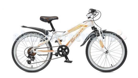 Велосипед двухколесный  Fiona 20 Stinger