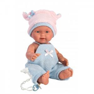Кукла в голубом 26 см Llorens