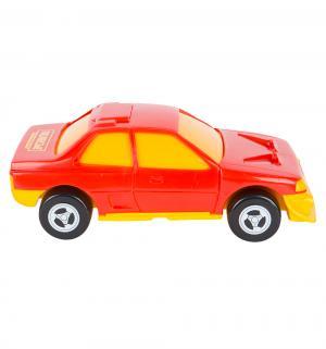 Автомобиль  Лидер красный Полесье