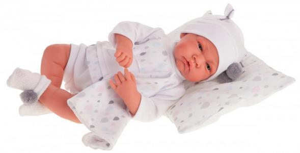 Кукла Вирджиния в белом 40 см Munecas Antonio Juan