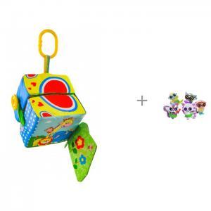 Подвесная игрушка  kids Яркий Кубик и Фигурки Simba YooHoo&Friends Beach Forest