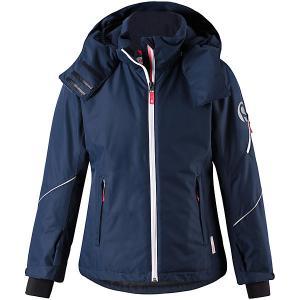 Утеплённая куртка  Glow Reima. Цвет: темно-синий