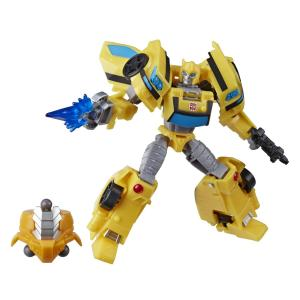 Трансформер  Кибервселенная Делюкс Bumblebee 12 см Transformers