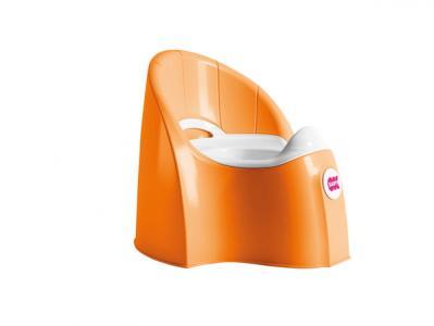 Горшок  Pasha, цвет: оранжевый Okbaby