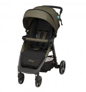 Прогулочная коляска  Clever New, цвет: grey Baby Design