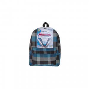 Рюкзак Клетка с наушниками, цвет мульти в клетку 3D Bags