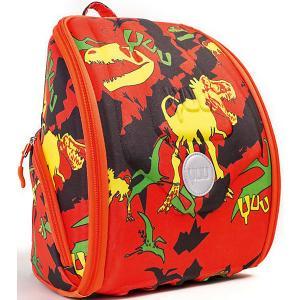 Ранец  Gruur YUU. Цвет: оранжевый