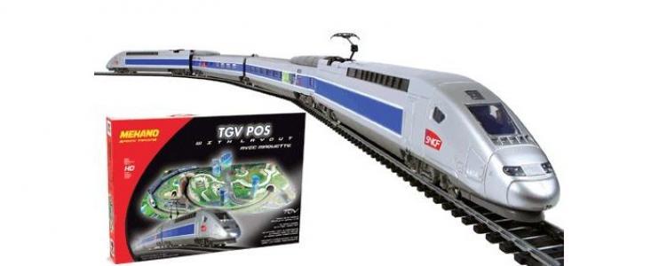 TGV POS  с ландшафтом Mehano
