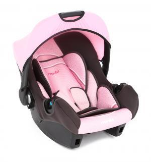 Автокресло  BE ONE SP, цвет: розовый/серый Nania