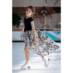 Нарядное платье Unona. Цвет: черный