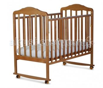 Детская кроватка  Березка 12011 качалка СКВ Компани