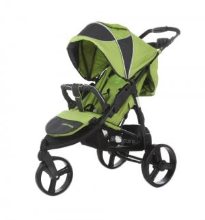 Прогулочная коляска  Jogger Cruze, цвет: green Baby Care