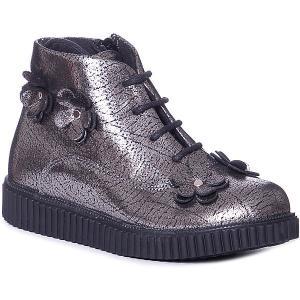 Ботинки Minimen. Цвет: серебряный