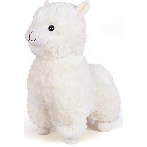 Мягкая игрушка  «Альпака», белая Fancy. Цвет: бежевый