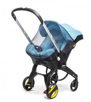 Москитная сетка Doona, цвет: синий Simple Parenting