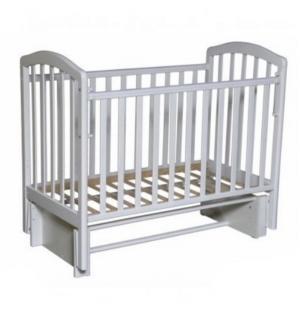 Кровать  Алита 3/5, цвет: белый Антел