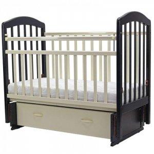 Детская кроватка  Лира-7 (универсальный маятник) Топотушки