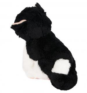 Мягкая игрушка  Кот черно-белый 15 см Trudi