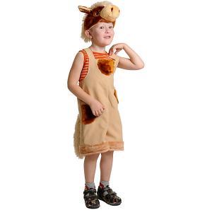 Карнавальный костюм  Коник Карнавалофф. Цвет: разноцветный