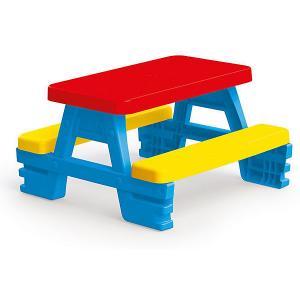 Стол-пикник Dolu. Цвет: синий/красный