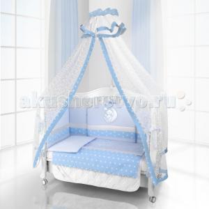 Комплект в кроватку  Unico Stella 120х60 (6 предметов) Beatrice Bambini