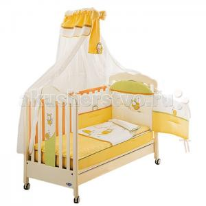 Комплект в кроватку  Tulipano (5 предметов) Italbaby