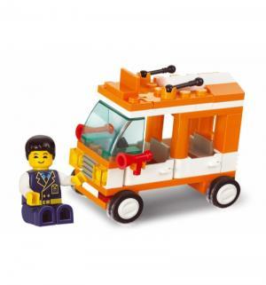 Конструктор  Маленький автобус Sluban