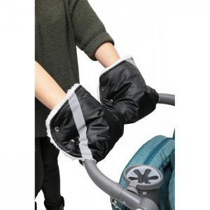 Муфта-варежки для прогулки на ручку коляски Топотушки