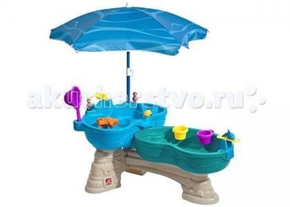 Столик для игр с водой Каскад Step 2