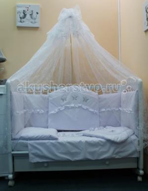 Комплект в кроватку  Валенсия (8 предметов) Балу
