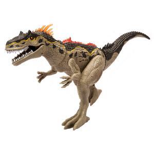 Подвижная фигура  «Аллозавр» со светом и звуком 35 см Chap Mei