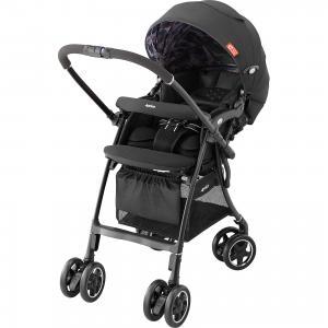 Прогулочная коляска  Luxuna CTS, чёрный Aprica