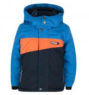 Комплект куртка/полукомбинезон , цвет: голубой/черный Gusti Boutique