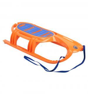 Санки  Snow Tiger, цвет: оранжевый KHW