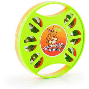 Музыкальная игрушка  Бубен Bebelot. Цвет: разноцветный