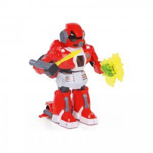 Робот на радиоуправлении  Toys, красный (свет, звук, движение) Yako