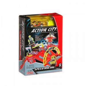 Игровой набор Автодром 1 машина 28519 RealToy
