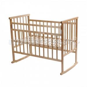Детская кроватка  Мой малыш 2 качалка Ивашка